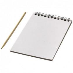 Kolorowy notatnik zdrapka z...