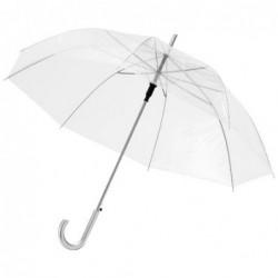 Przejrzysty parasol...